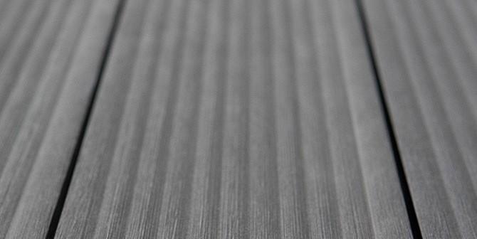 WPC Terrassendielen - natürliche Holzoptik